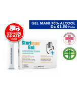 Gel Mani in stick 70% di alcool - TERMINATO