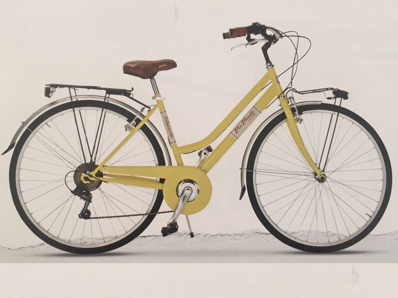 Bicicletta Velomarche Via Veneto Allure 6Speed Lady VV605L