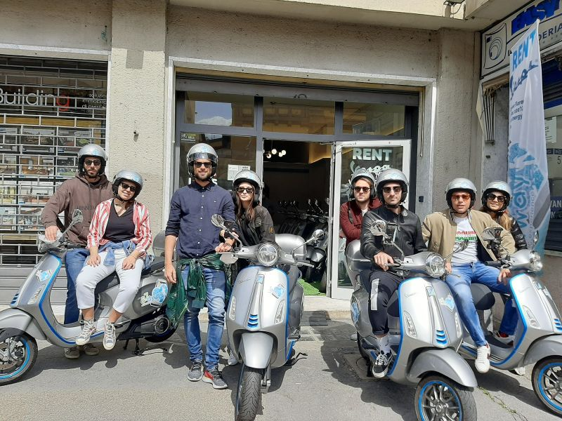 Tour E-Dway in Toscana