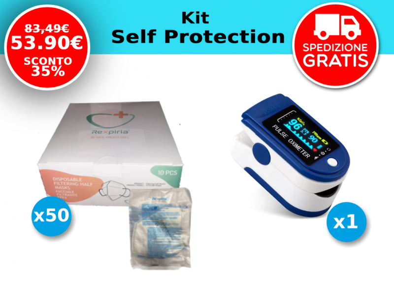 Kit Self Protection a prezzo scontato