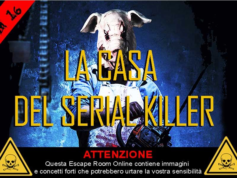 La Casa del Serial Killer - Home Adventure Online